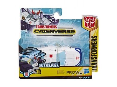 Transformers Cyberverse 1 Step Prowl Hasbro (10,5 cm)