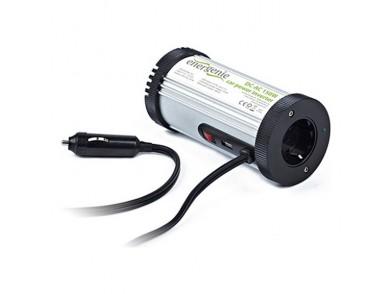 Carregador de Carro Power Inverter GEMBIRD EG-PWC-031 12-230 V 150W