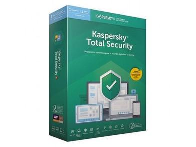 Antivírus Kaspersky Total Security MD 2020