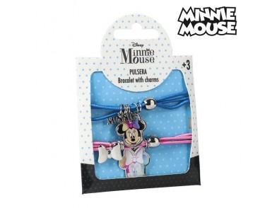 Pulseira de Menina Minnie Mouse 73928 (2 uds)