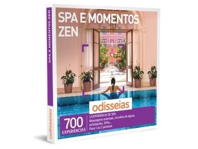 SPA e Momentos Zen