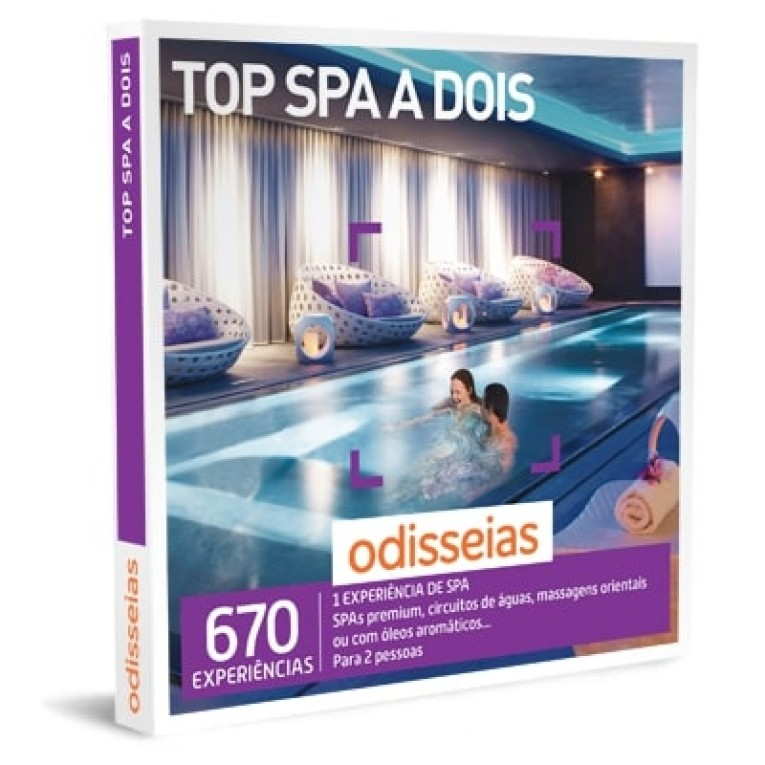 Top SPA a Dois