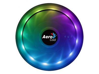 Ventilador Cpu Aerocool Core Plus Ø 12 cm 1800 rpm