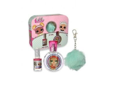 Conjunto de Perfume Unissexo LOL Surprise! (3 pcs)