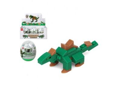 Jogo de Construção Dinosaurs World