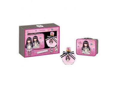 Conjunto de Perfume Mulher Tall Tails Gorjuss EDT Cor de rosa (2 Pcs)