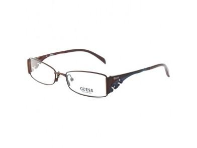 Armação de Óculos Feminino Guess GU1667-BRN (ø 53 mm)