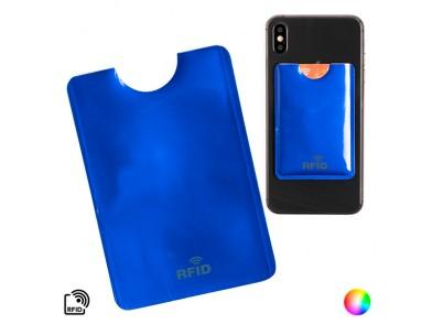 Porta-Cartões RFID 146363 (6,2 x 9 cm)