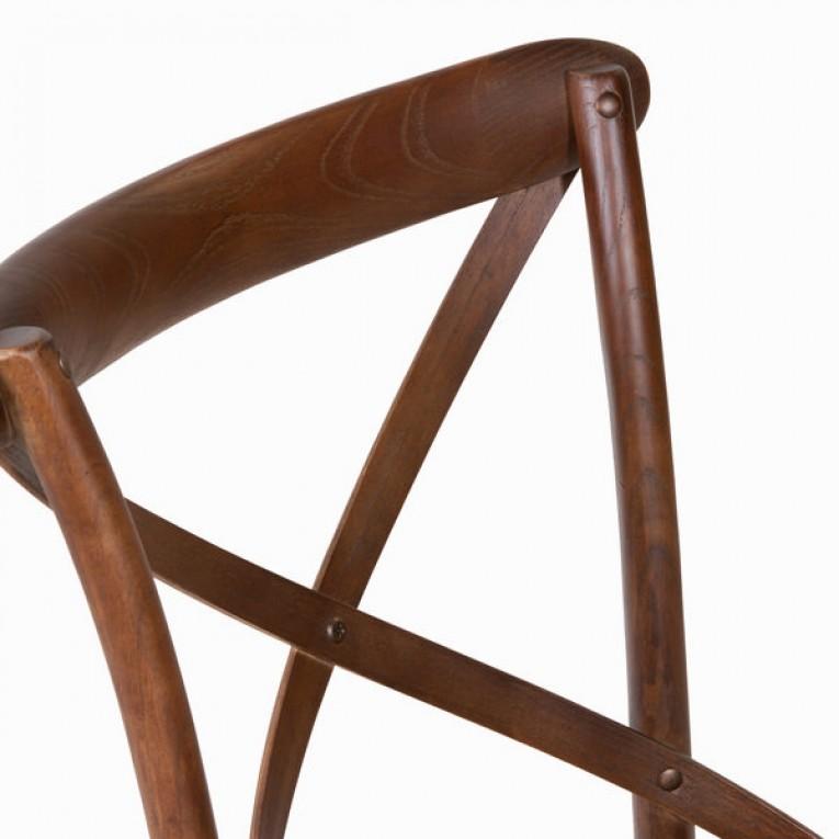 Cadeira de Sala de Jantar (45 x 42 x 88 cm) Madeira de cedro - Serious Line Coleção