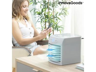 Mini Climatizador a Vapor Portátil com LED Freezyq+ InnovaGoods