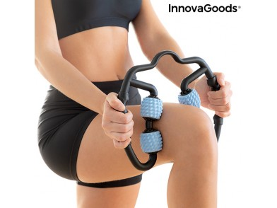 Massageador Muscular com Rolos Rolax InnovaGoods