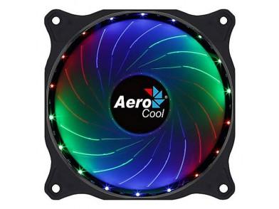 Ventilador Aerocool Cosmo 12 FRGB Ø 12 cm 1000 rpm RGB LED