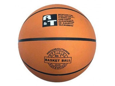 Bola de Basquetebol (Ø 25 cm)