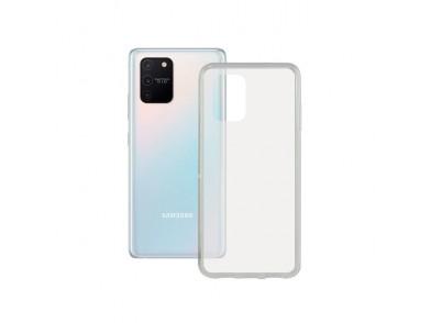 Capa para o Telemóvel com Extremidades em TPU Samsung Galaxy S10 Lite Contact Flex