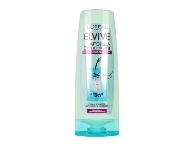 Condicionador Elvive Arcilla Extraordinaria L'Oreal Make Up (250 ml)