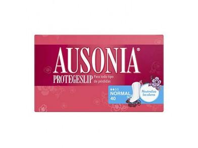 Protegeslip Normal Ausonia (40 uds)