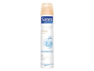 Desodorizante em Spray Dermo Sensitive Sanex (200 ml)