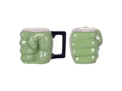 Caneca de Cerâmica Hulk 410 ml
