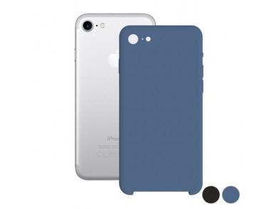 Capa para Telemóvel Iphone 7/8/se2020 KSIX Soft Silicone
