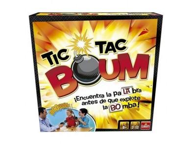 Jogo de Mesa Tic Tac Boum Goliath