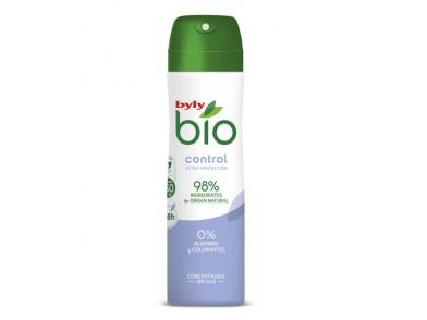 Desodorizante em Spray BIO NATURAL 0% CONTROL Byly (75 ml)