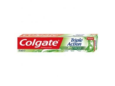 Pasta de dentes TRIPLE ACTION XTRA FRESH Colgate (75 ml)