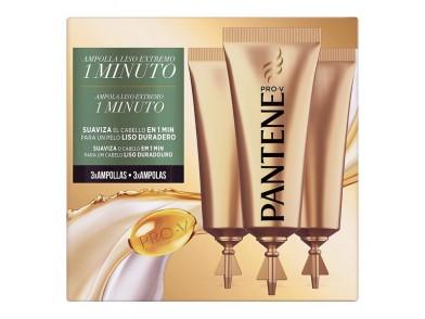 Ampolas Pro-v Suave & Liso Pantene (15 ml)