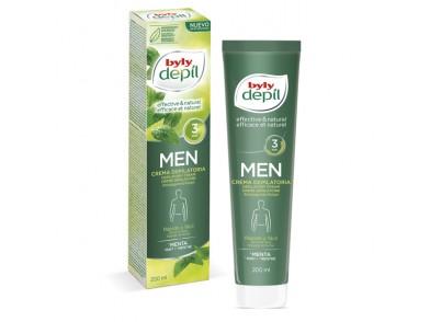Creme Depilatório Corporal DEPIL MEN Byly (200 ml)