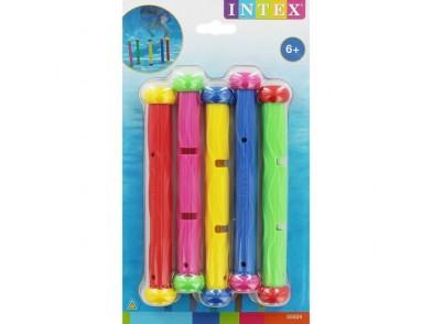 Jogo Aquático Stick Intex (5 PCS)
