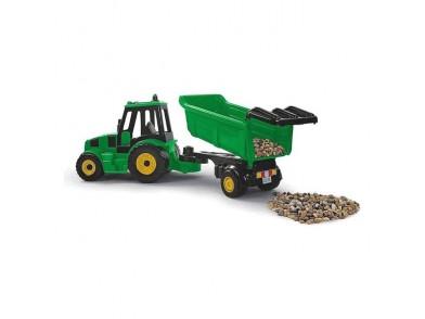 Camião Basculante e Escavadora Farmer Friend AVC (81 x 22 x 32 cm)