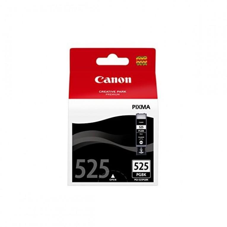 Tinteiro de Tinta Original Canon PGI-525 PGBK MG5350/5450 Preto