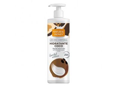 Loção Corporal Coco Natural Honey (700 ml)