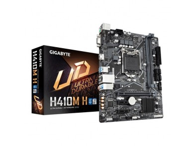 Placa Base Gaming Gigabyte H410M mATX DDR4 LGA1200