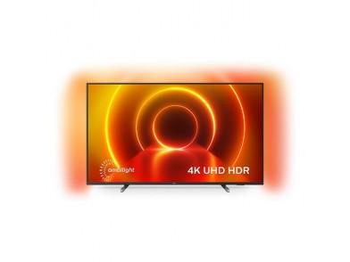 "Smart TV Philips 55PUS7805/12 55"" 4K Ultra HD LED WiFi Preto"