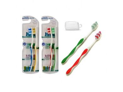 Escova de Dentes (2 Peças) Capa