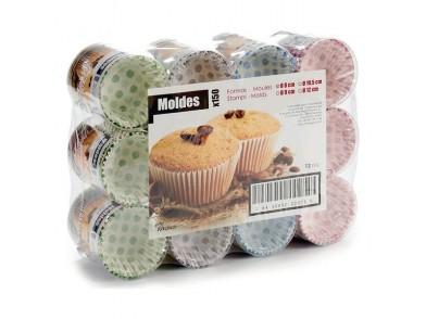 Papel para pastéis (5,5 x 6,7 x 5,5 cm) (150 pcs)