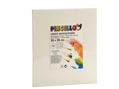 Tela Pincello Branco 20 x 30 cm