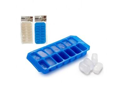 Molde para Cubos de Gelo Silicone (11,5 x 3 x 22 cm)