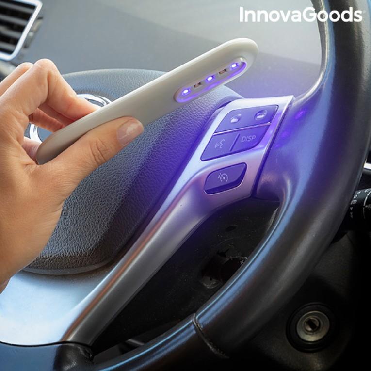 Lâmpada de Desinfeção UV Recarregável Lumean InnovaGoods