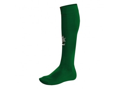 Meias de Futebol Luanvi Pol Verde Poliamida