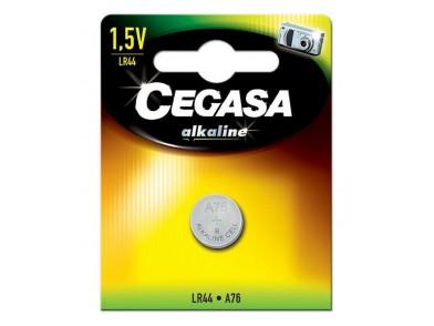 Pilha Alcalina Cegasa LR44 1,5 V