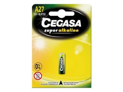 Pilha Alcalina Cegasa A27 8LR732 12V