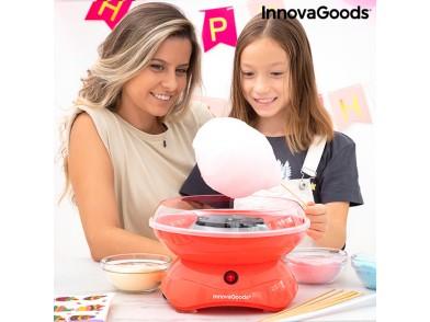 Máquina de algodão doce SweetyCloud InnovaGoods 400W