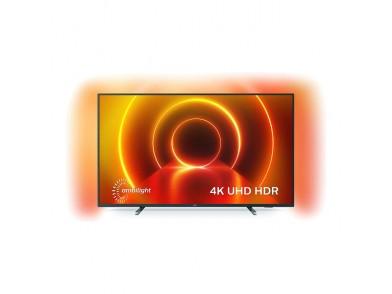"Smart TV Philips 70PUS7805/12 70"" 4K Ultra HD LED WIFI Preto"