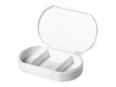 Caixa de Medicamentos com Compartimentos 146680 Antibacteriano
