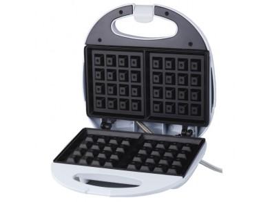 Máquina para Waffles COMELEC 700W Branco