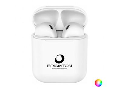 Auriculares Bluetooth com microfone BRIGMTON BML-19