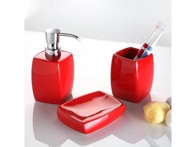 saboneteira (1 pcs) Cerâmica Vermelha