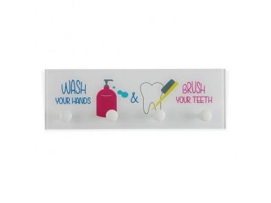Bengaleiro Wash & Brush Cristal Pop (3 x 12 x 36 cm)