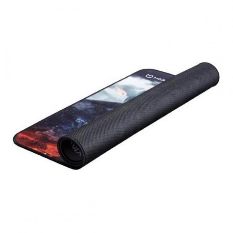 Tapete de Rato Gaming Hiditec T-Fenix (45 x 40 x 3 cm)